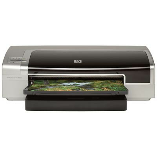 HP Photosmart PRO B 8300 Series Bild
