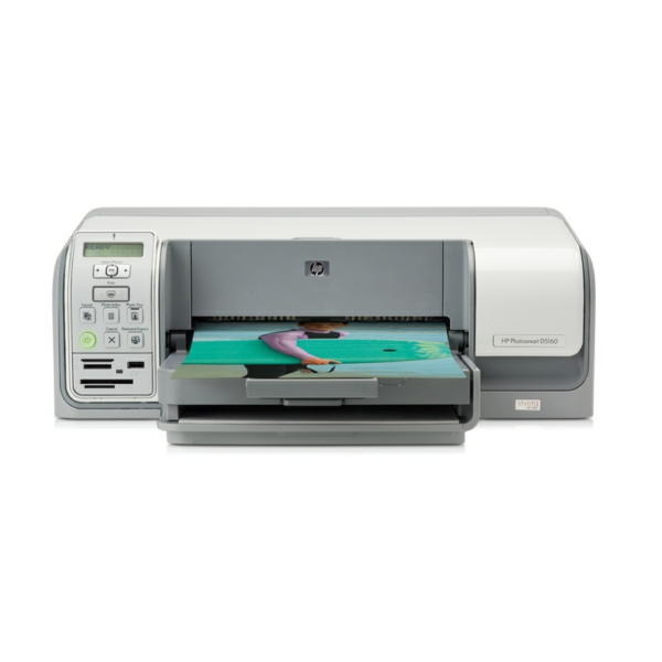 HP Photosmart D 5100 Series Bild