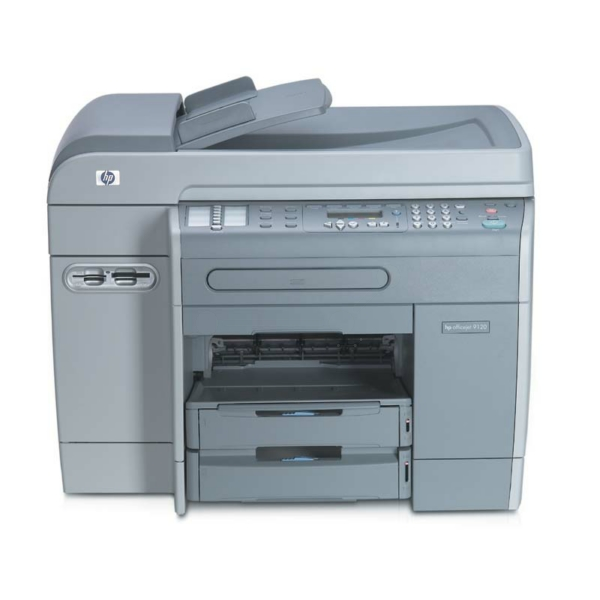 HP OfficeJet 9120 Bild