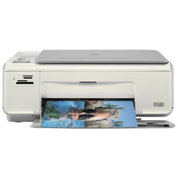 HP PhotoSmart C 4200 Series Bild