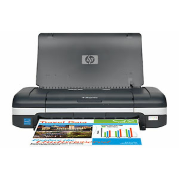 HP Officejet H 470 WBT Bild