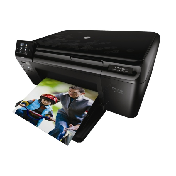 HP PhotoSmart e-All-in-One D 110 Series Bild