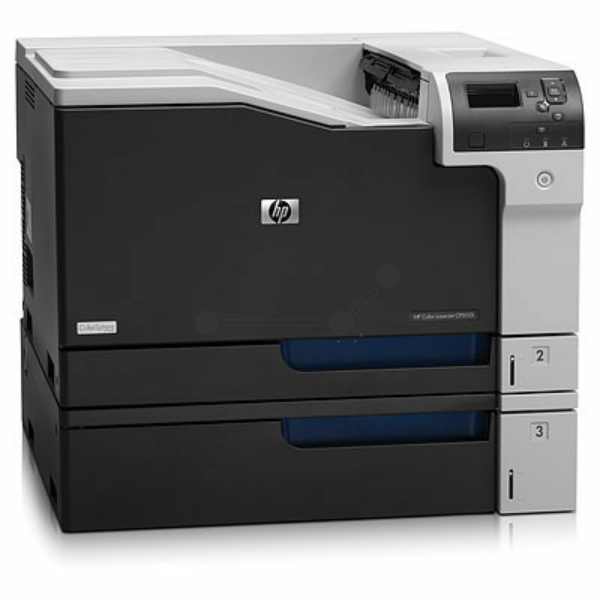 HP Color LaserJet Enterprise CP 5520 Series Bild