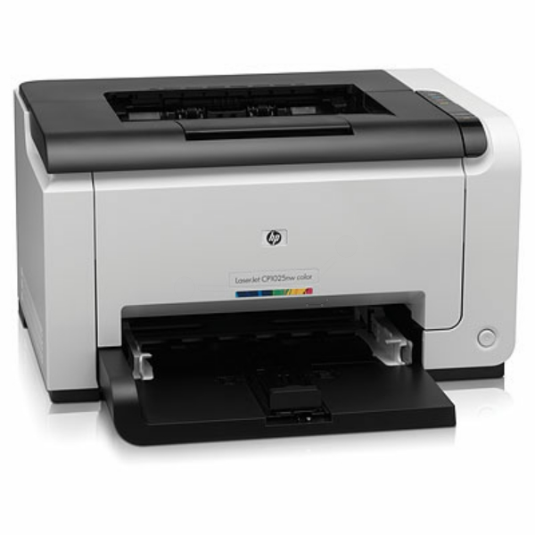 HP LaserJet CP 1025 NW Color Bild