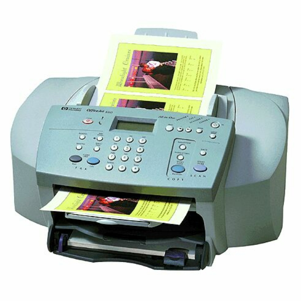 HP OfficeJet K 60 Bild
