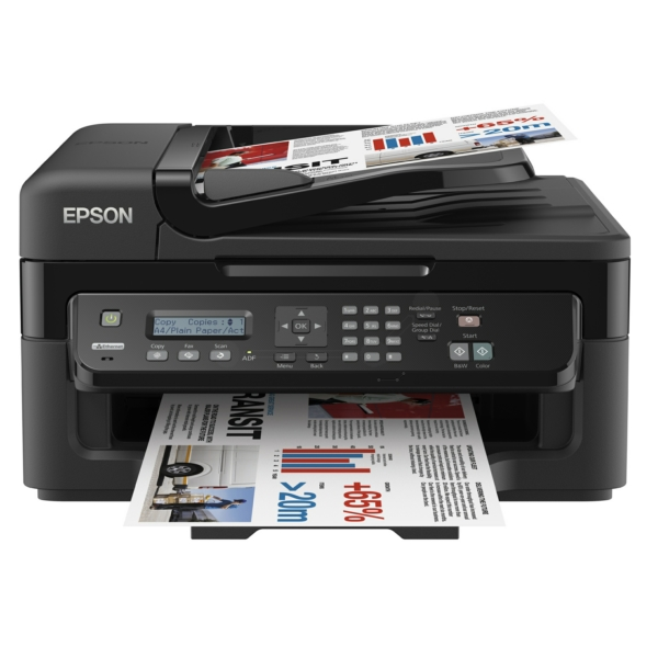 Epson WorkForce WF-2520 NF Bild