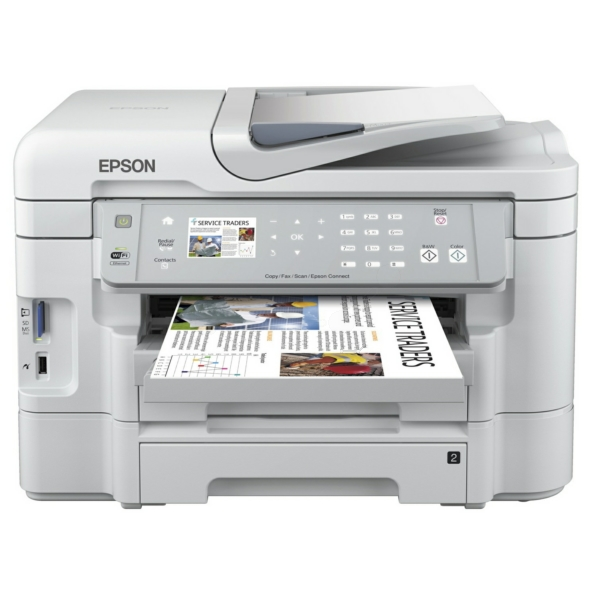 Epson WorkForce WF-3500 Series Bild