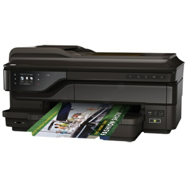 HP OfficeJet 7612 wide format Bild