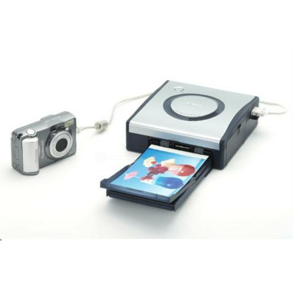 Canon Card Photo Printer CP 100 Bild