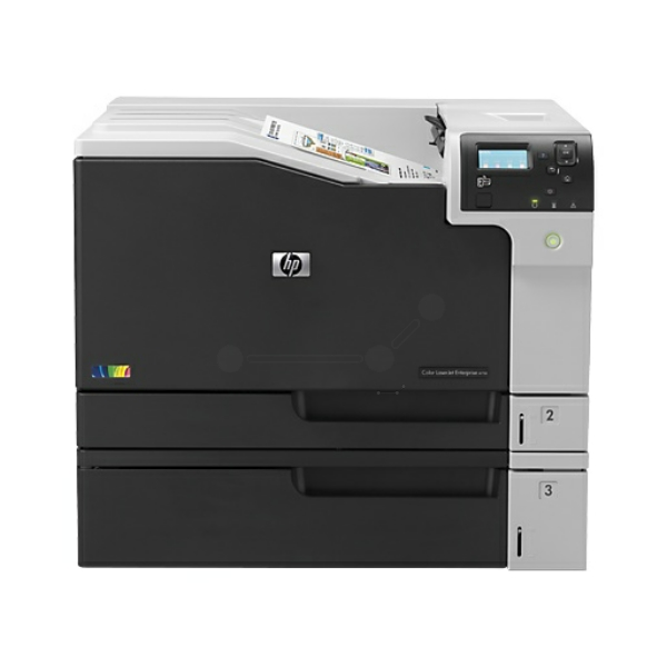 HP Color LaserJet Enterprise M 750 Series Bild