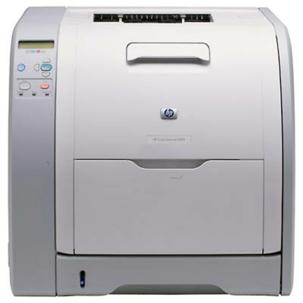 HP Color LaserJet 3700 Series Bild