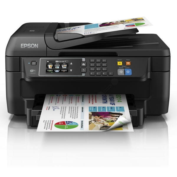 Epson WorkForce WF-2660 DWF Bild