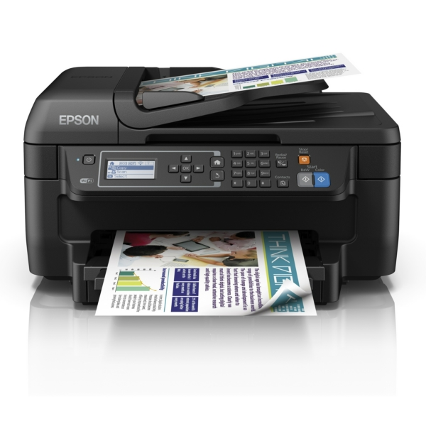 Epson WorkForce WF-2530 WF Bild
