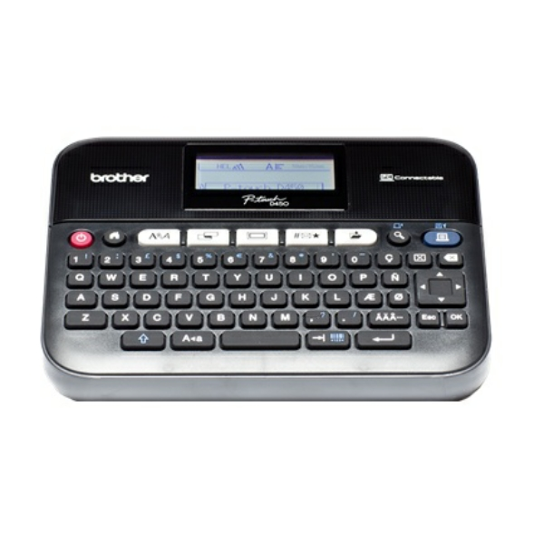 Brother P-Touch D 450 VP Bild