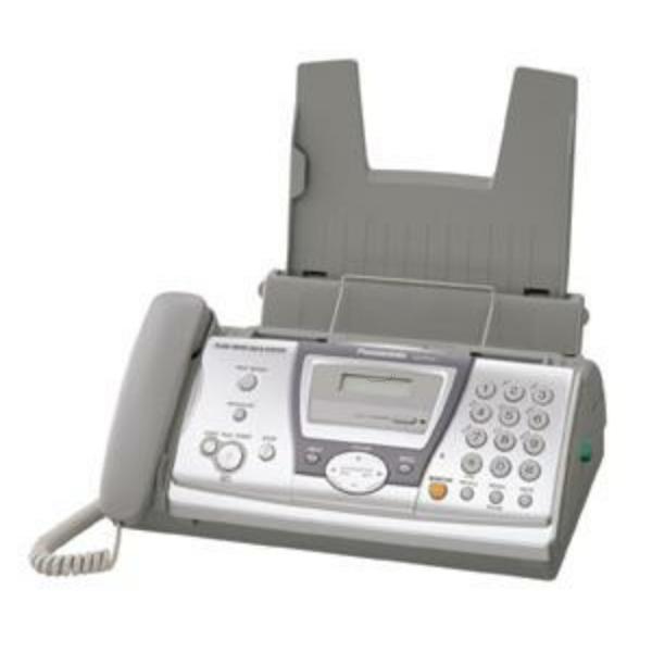 Инструкция факса panasonic kx fp148
