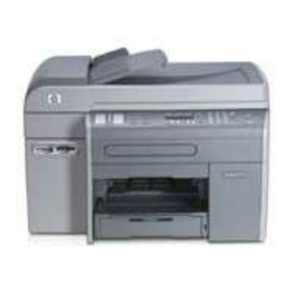 HP OfficeJet 9100 Series Bild