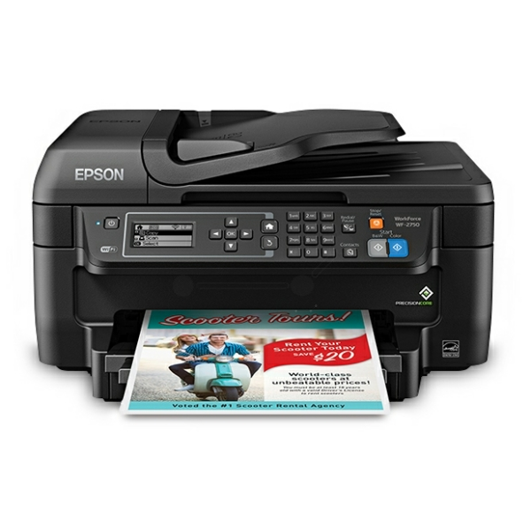 Epson WorkForce WF-2760 DWF Bild