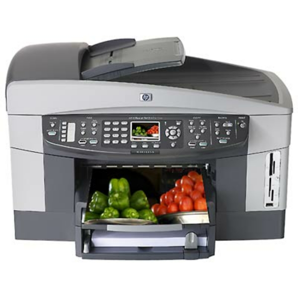 HP Officejet 7400 Series Bild
