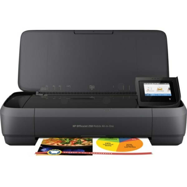 HP OfficeJet 250 Series Bild