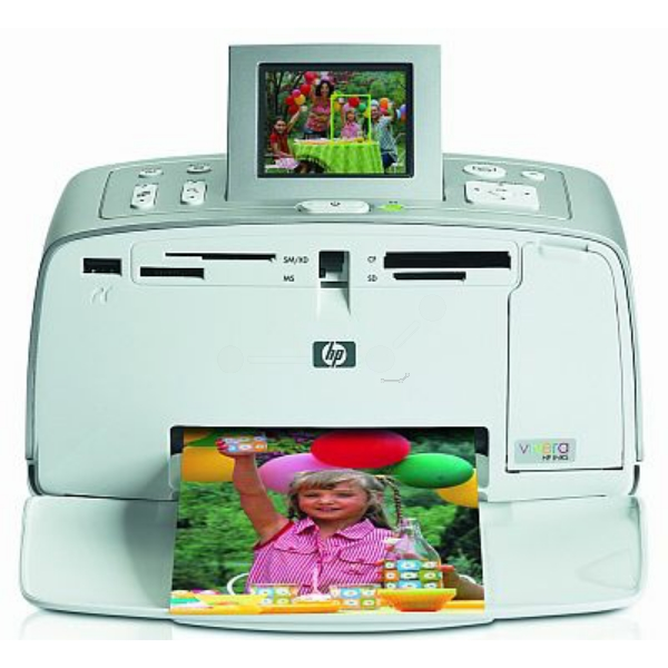 HP PhotoSmart 380 Series Bild