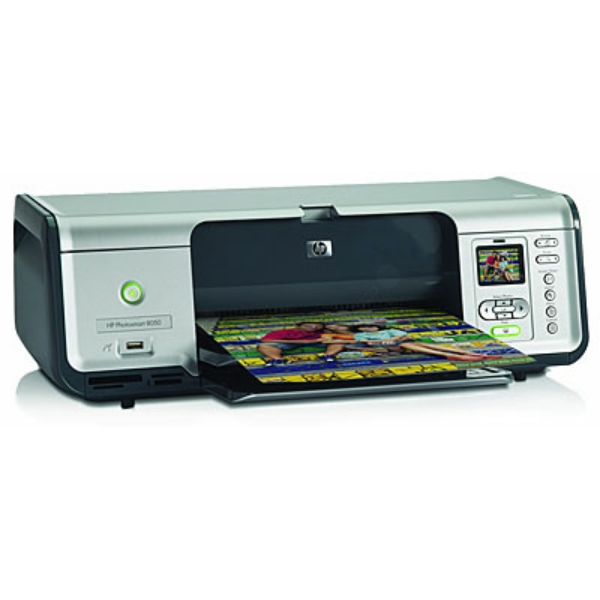 HP Photosmart 8050 Series Bild