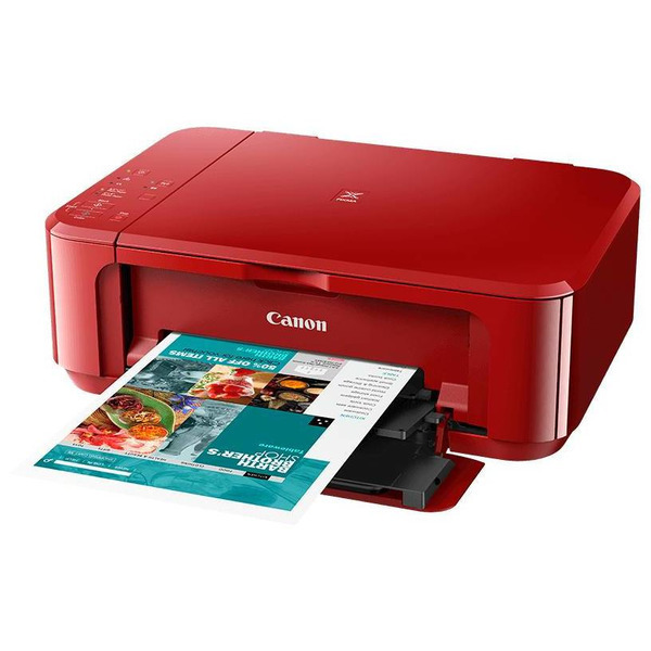 Canon Pixma MG 3650 S red Bild