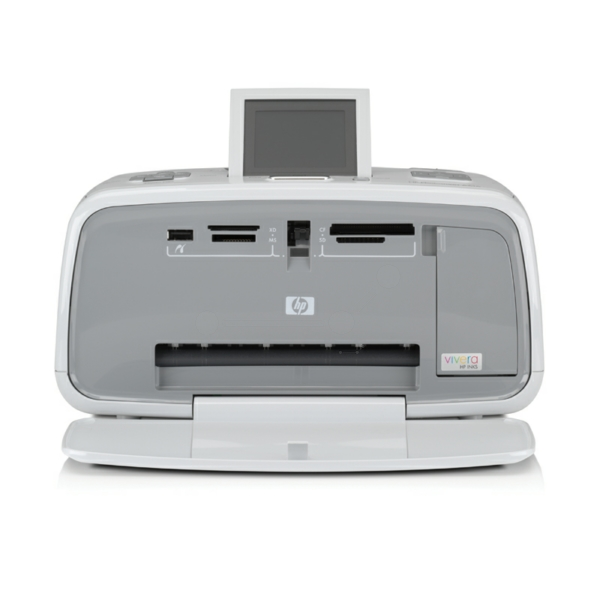 HP Photosmart A 610 Series Bild