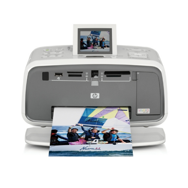 HP Photosmart A 710 Series Bild